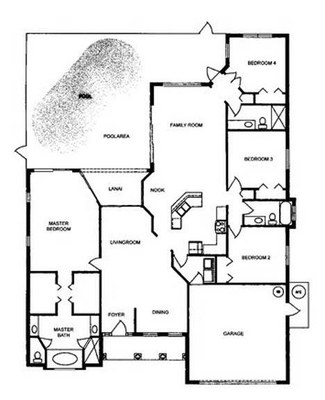 Magnolia 4-3 Floor Plan